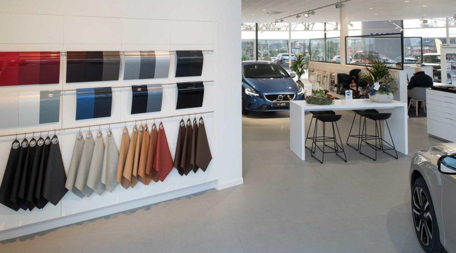Showroom Volvo Reede Amerongen