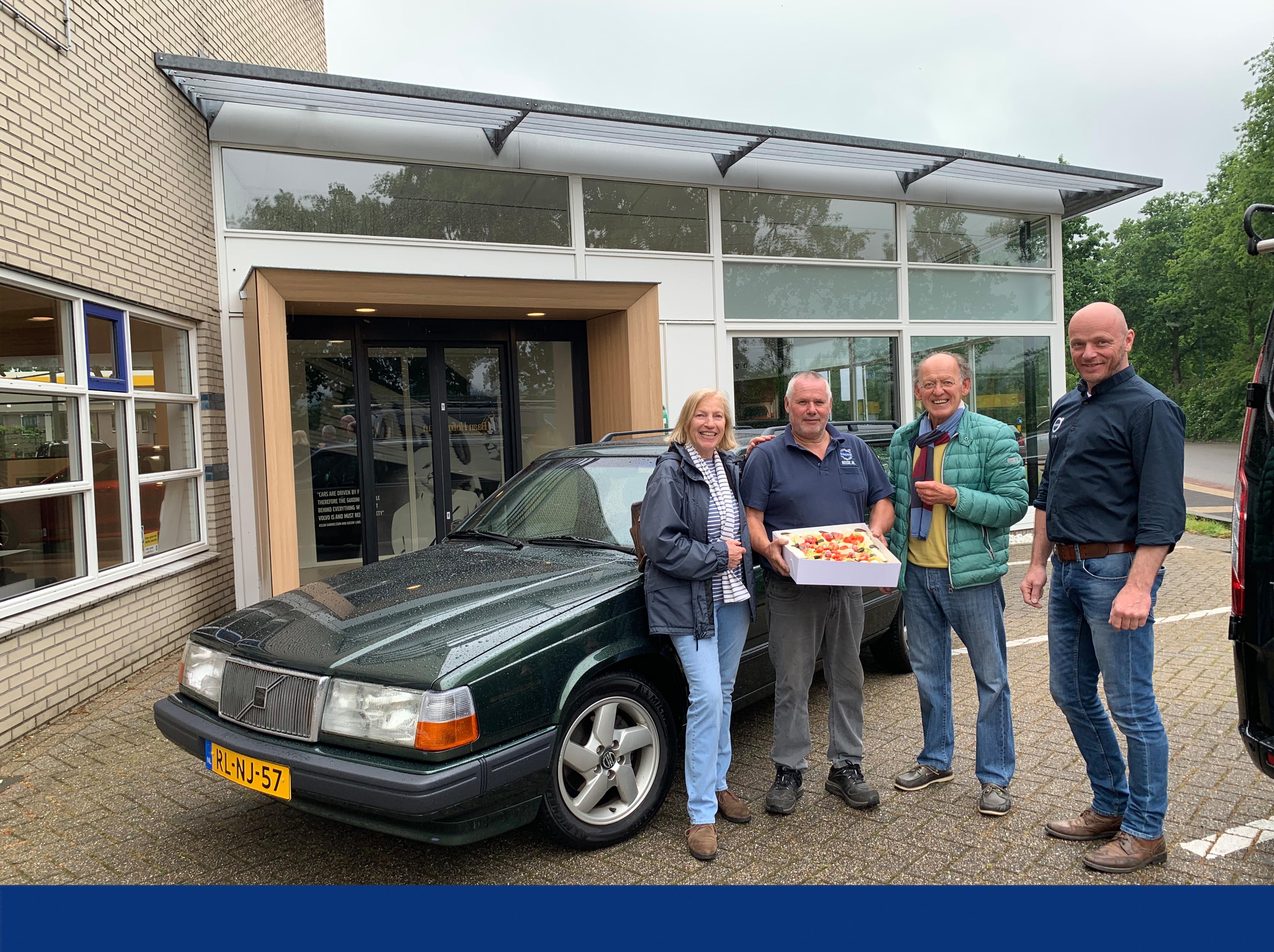 Volvo Reede Service