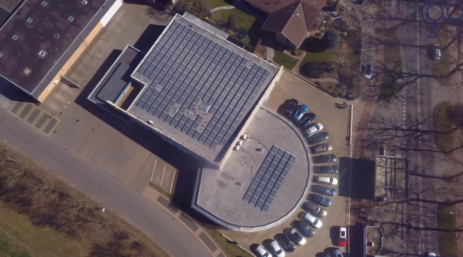 Zonnepanelen Volvo Reede Amerongen
